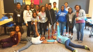 Blueprint Conference (Middle School Group)