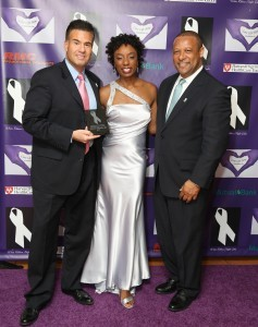 White Ribbon Night Ambassador, Alberto Vasallo with Byron Barnett, Ch. 7