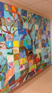 NOLA-FJC Survivor's Art Wall