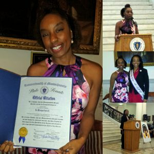African Caribbean American Coalition Citation from State House